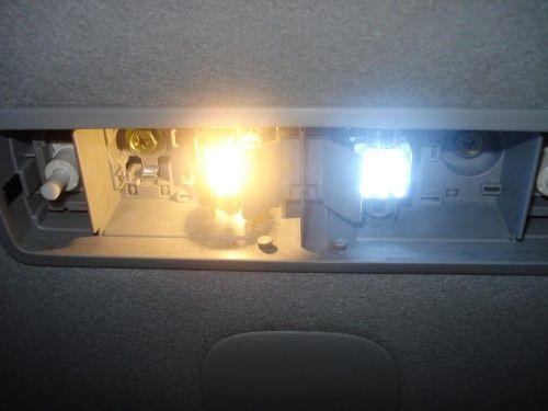 室内ランプLED化