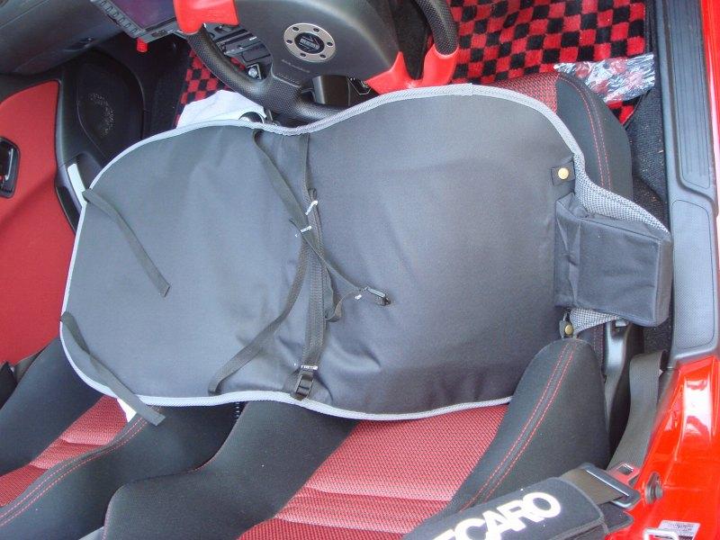 ジェットベンチレーター装着①本体を冷やせ!
