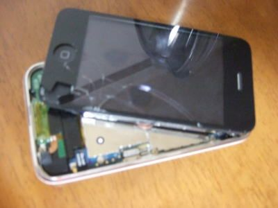 iphone分解方法