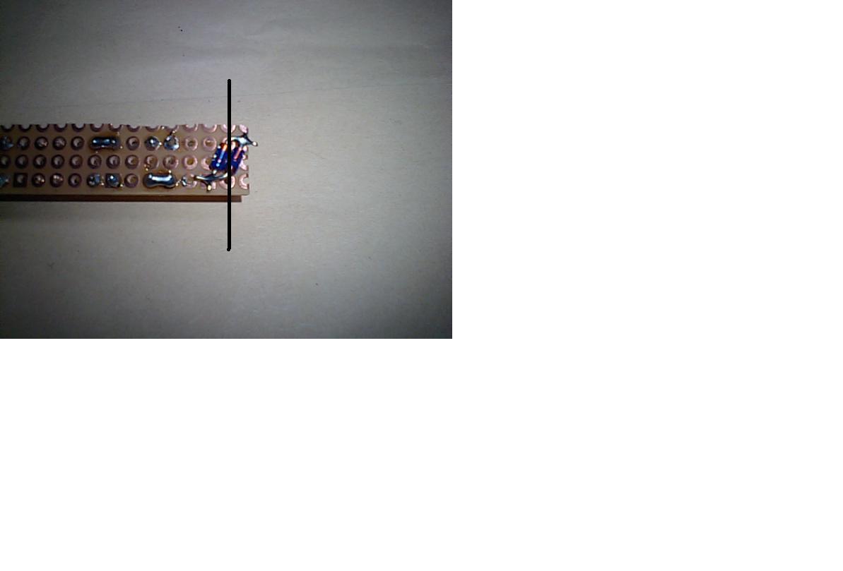 素人のがんばり^^ナンバー灯自作LED及びナンバー灯カバー加工