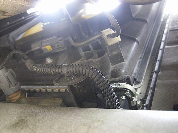 ステップワゴン ラジエター交換
