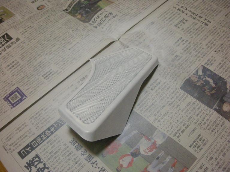 染めキュゥゥ(´・ω・`)