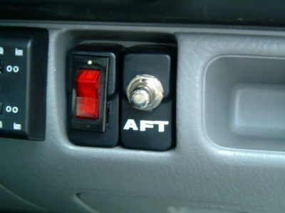 AFTキャンセラースイッチの追加 その3