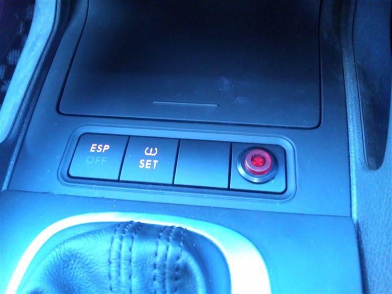 GTIのデイライト スイッチ 引き込み