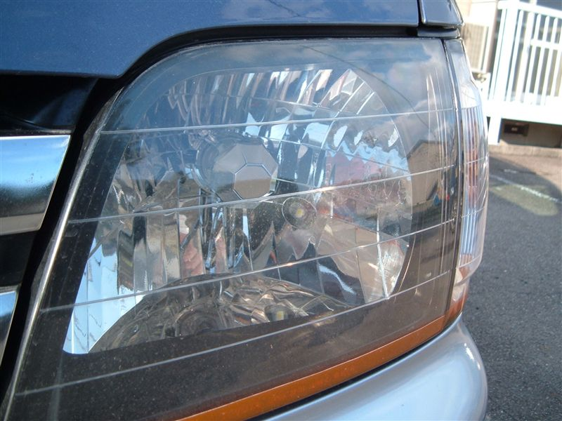 オリジナルヘッドライト