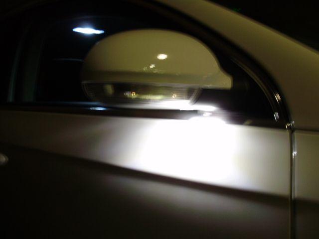 LED点灯(うまく撮れませんが・・・)