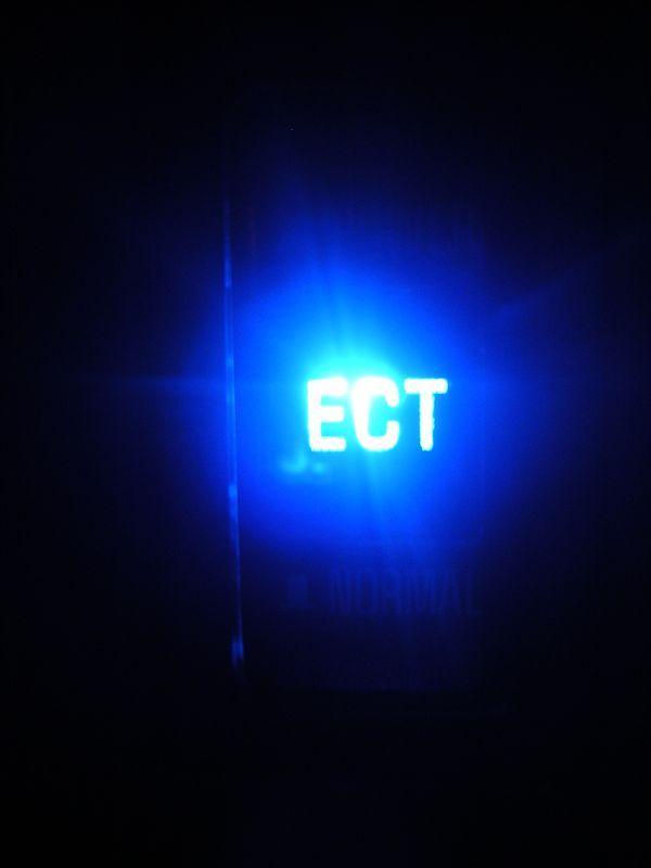 ECTスイッチのエロED化