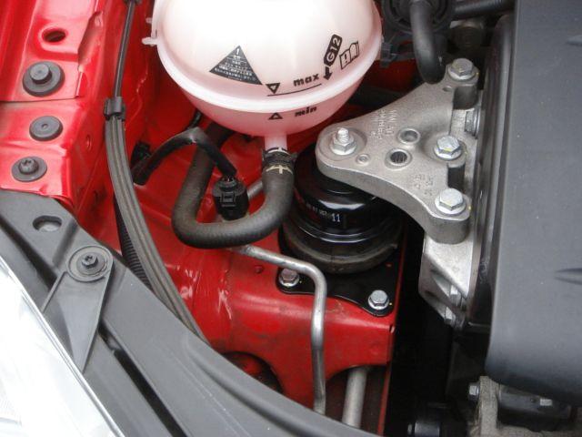 初回車検とエンジンマウント再交換