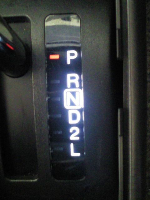 Shift gate panel LED♪