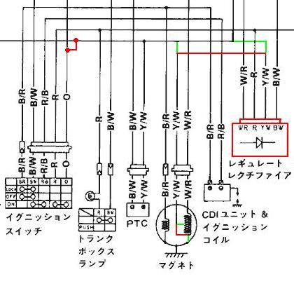 40W 120Vac Inverter 5242 moreover Note furthermore Simple Wiring Harness Diagram For Trike also 364580 2002 Polaris Scrambler 400 Issues likewise 1999 Polaris Sportsman 335 Wiring Diagram. on dc cdi