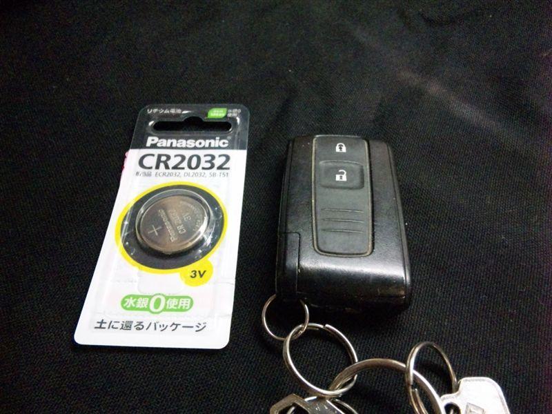 キー 切れ の 車 電池
