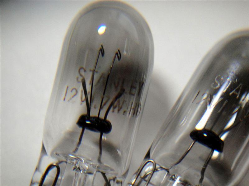 メーターポジション電球交換