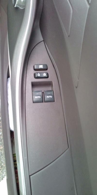 ドアアームレストパネル交換