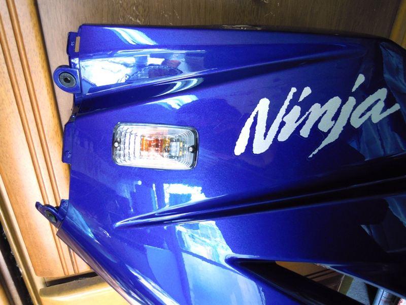 Ninja250Rウィンカー交換