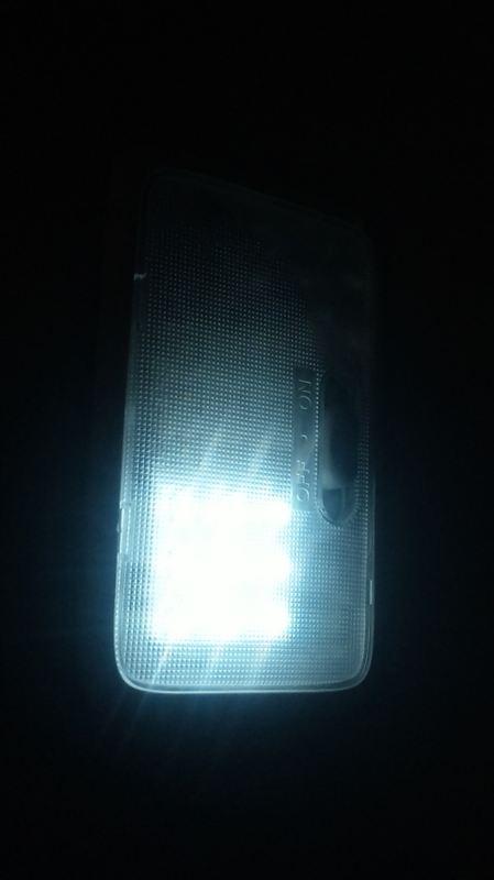 ルームランプ LED化