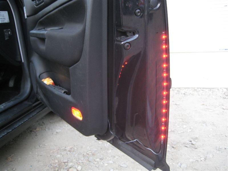 LEDテープ(ドア)