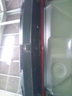 オートプロデュースA3製ボディサポートシリーズ取付