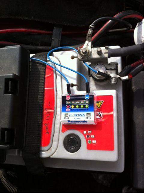ライフウィンクN-LW/P3バッテリー寿命判定ユニット装着