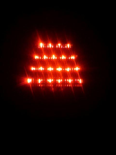 LEDテールランプ後編