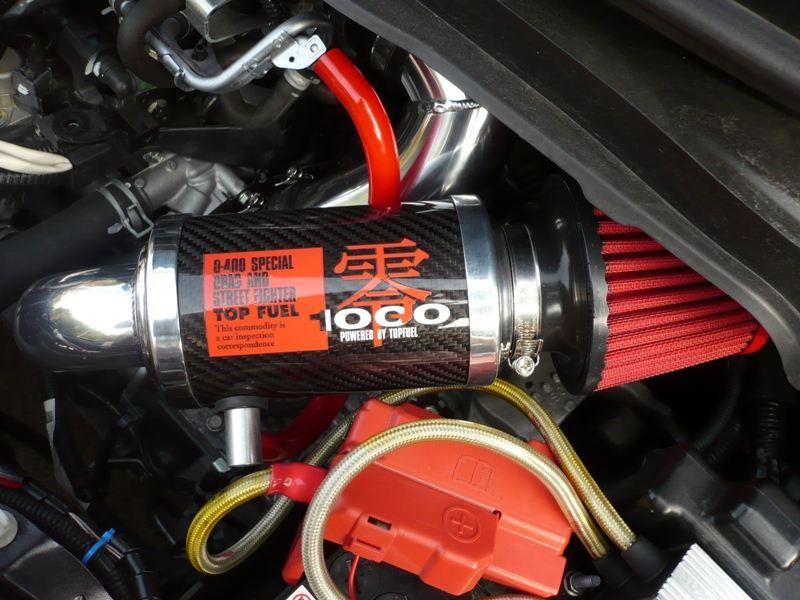 ZERO-1000 パワーチャンバー Type2取付<取付編>