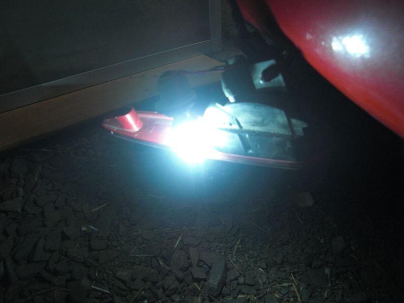 LED接触不良