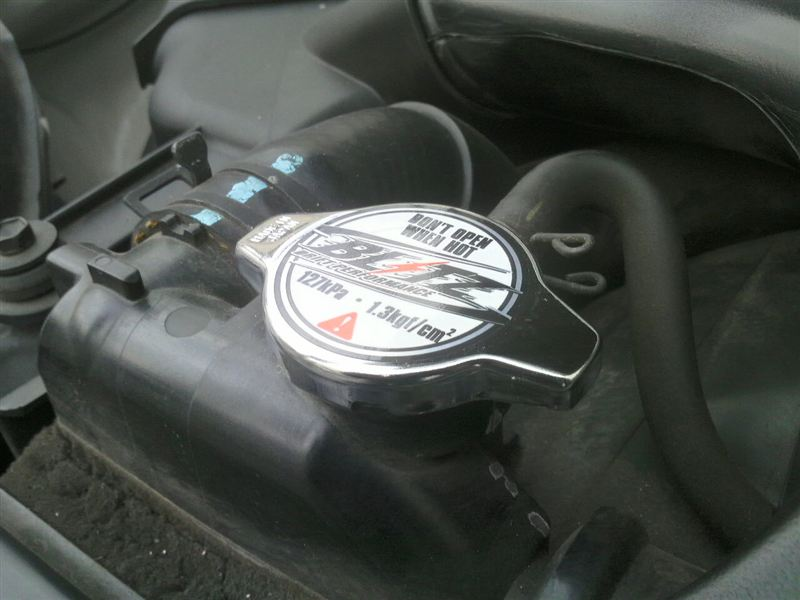 BLITZ RACING RADIATOR CAP D1 TYPE‐2