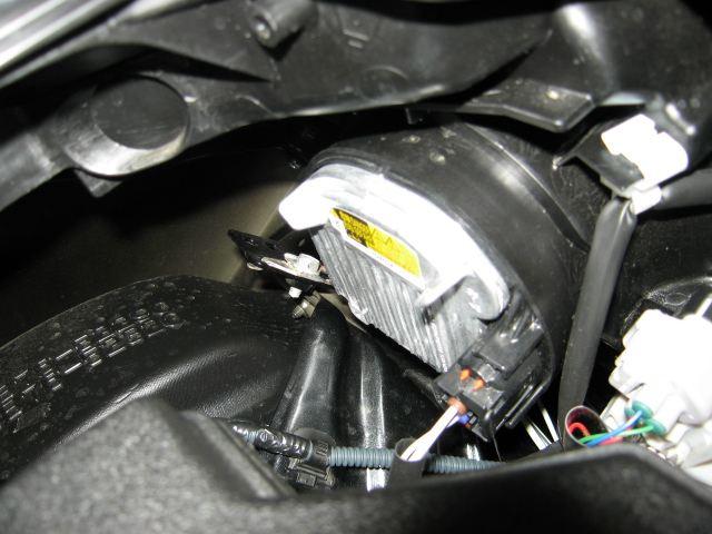HID装着車 ポジションランプ(車幅灯)LED球 交換