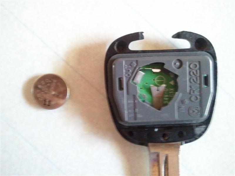 キーレス電池交換 | スズキ ワゴンR by あんしんP@MC22S - みんカラ