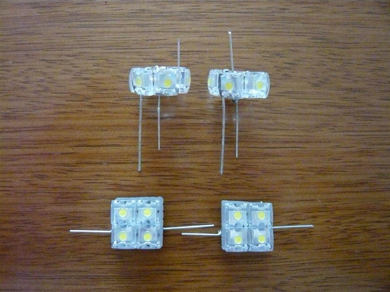 ポジションランプ LED化。