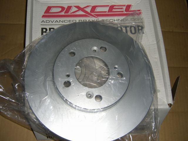 DIXCEL(ディクセル) プレーンディスクローターPD(フロント)