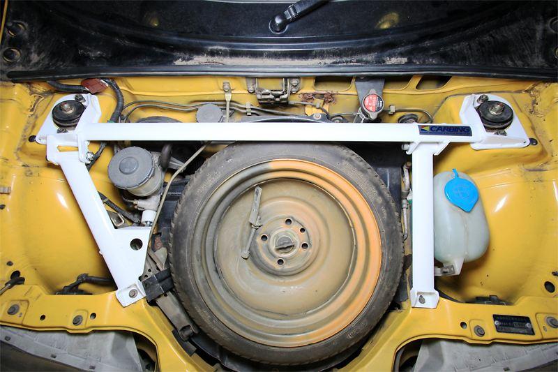 ビート(PP1) ストラットタワーバー フロント タイプ専用