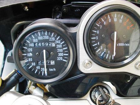 GSX-R 車検。
