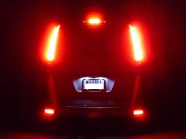 エムブロLEDテール&LEDクリアリフレクター ➁