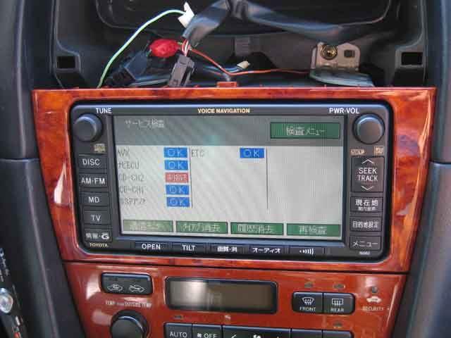 ES 30系後期タッチパネル式モニター取り付けのカスタム手順1