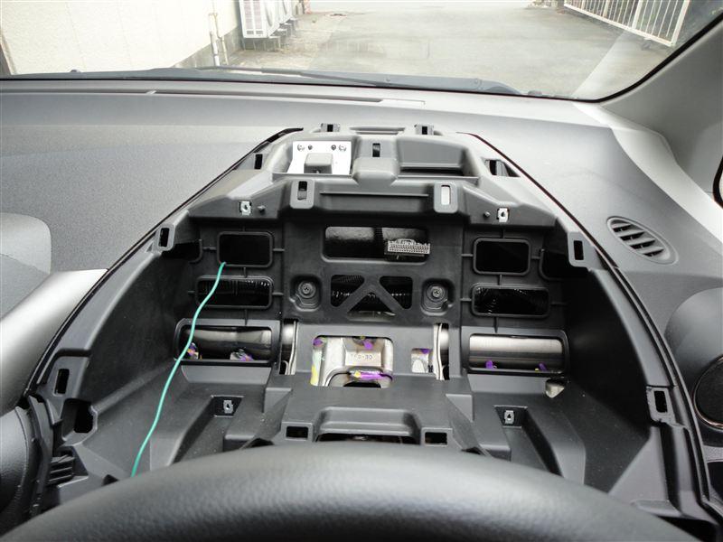 PIVOT X2C,Autoguage 時計取付