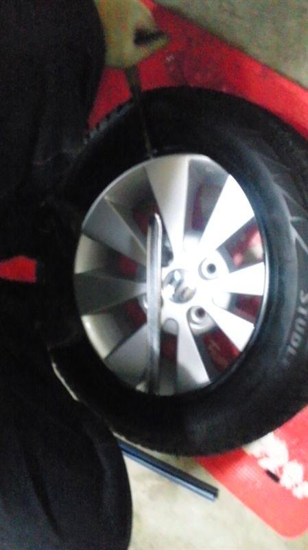 ◇◆タイヤハメ換えDIY タイヤ組み込み編◆◇