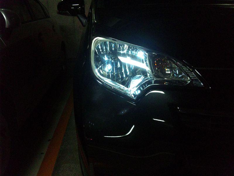 LEDスモール9連