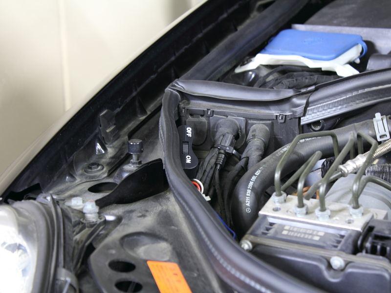 ウインカーポジション化&トランク灯