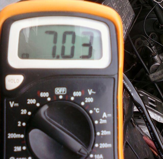 チナ製100W HIDキット検証