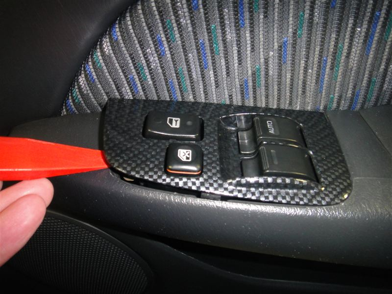 運転席側LED交換
