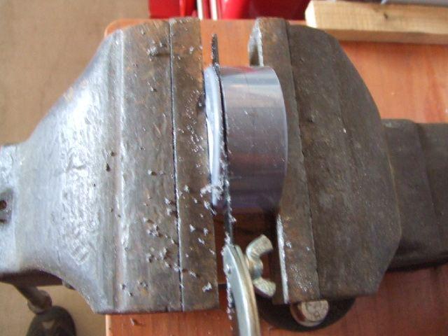 排水キャップハブリング(塩ビ製)