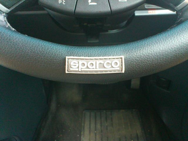 SPARCO-SPC ステアリングカバー