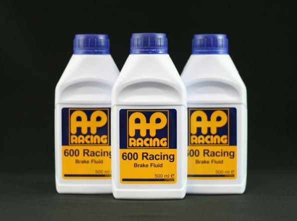 ブレーキフルード交換/AP RACING AP600