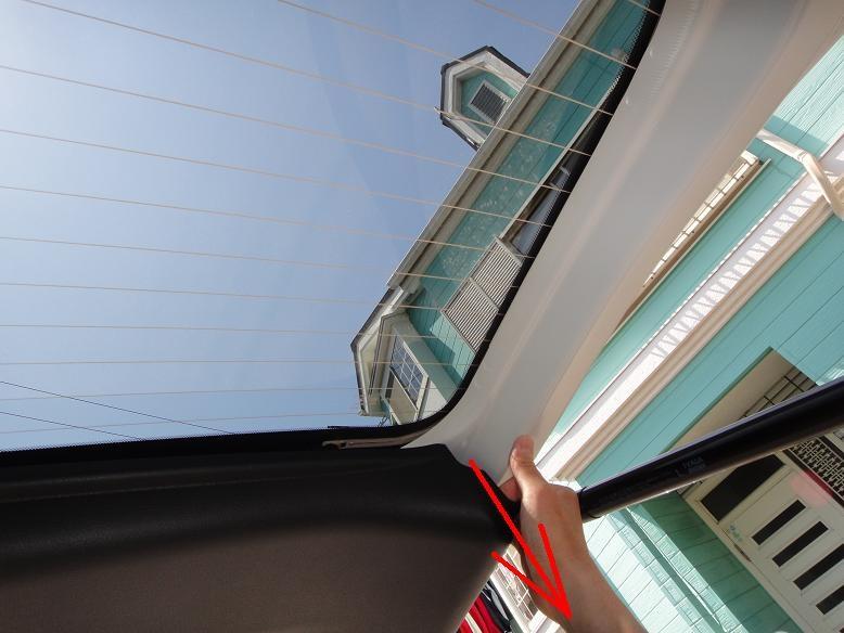 【C26】バックドアの内装取り外し方法