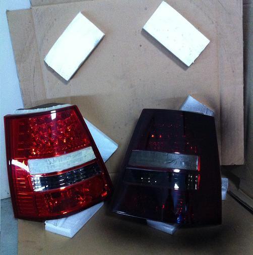 LEDスモークテール