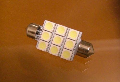 リアゲートランプ LED化