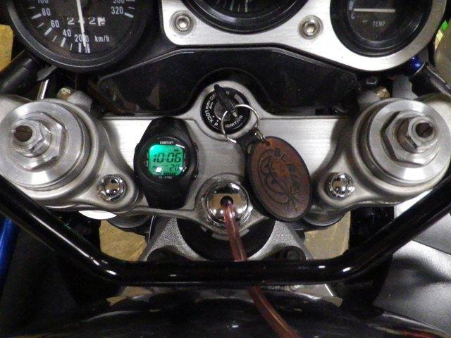 GSX-R キャリパーメンテ。