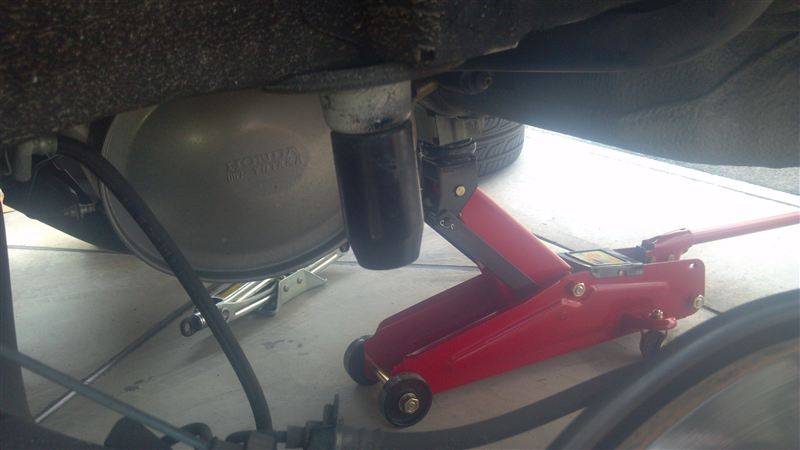 RK ステップワゴン ラルグス車高調 取り付け リア