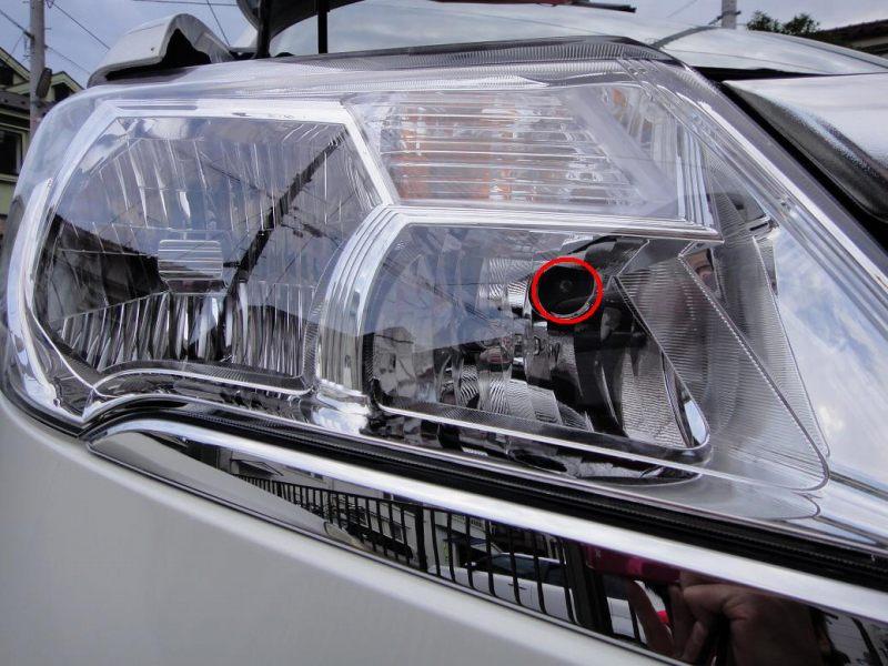 【C26】LEDポジション装着(Cree Q5+5050(6素子)×4個)②