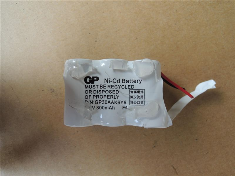 クリフォード スマートセルフサイレンの電池交換